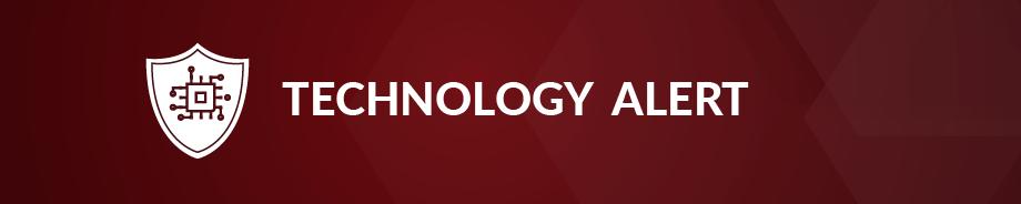 technologyAlert